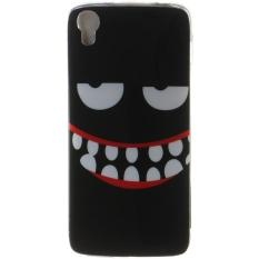 Ultra Tipis Lembut TPU Telepon Kembali Casing Penutup untuk Alcatel One Touch Idol 3 4.7 Inch (Smile)