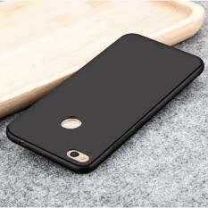 Ultraslim Premium Black Matte Hybrid Case for Xiaomi Redmi 4X - Black ZHR409