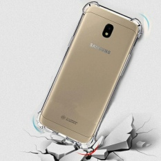 Ultrathin Anti Shock For Samsung Galaxy J3 Pro 2017 J330 Softcase Anti Jamur Anti Crack Air Case 0.3mm / Silicone / Anti Shock / Soft Case Samsung Galaxy J3 Pro 2017 J330 / Case Hp -  Transparant