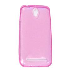 Ultrathin Case For Zenfone Go 4.5 inchi / ZC451TG UltraFit Soft Case - Pink