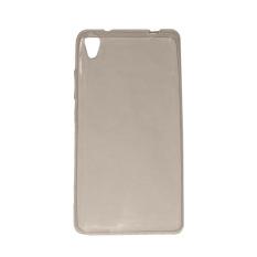 Ultrathin SoftCase Infinix Hot 2 / X510 UltraFit Air Case / Jelly case / Soft Case / Transparant Case - Hitam