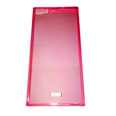 Ultrathin SoftCase Infinix Zero 3 X552  UltraFit Air Case / Jelly case / Soft Case  / Transparan Case - Pink