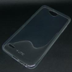 Ultrathin Softcase UME TPU untuk LG K10 Power Casing Ultra thin Soft case Silikon Silicone - Transp