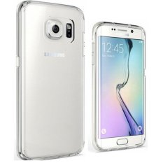 Beli Ultrathin Tpu Shining Chrome Case For Samsung Galaxy S7 Edge Silver Cicilan