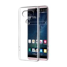 LOLLYPOP Ultrathin TPU Jelly LG V20 - Clear/Transparant Bening Softcase Silicone Backcase Backcover