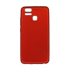 Ume Emerald Soft Case Casing Cover for Asus Zenfone Zoom S ZE553KL - Merah