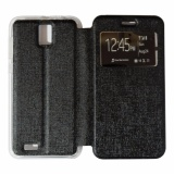Jual Ume Flip Cover Advan Vandroid I5E Flip Leather Cover Kulit Sintetis With Silicone Interior Flip Shell Leather Faux Sarung Phone Case Advan Vandroid I5E Flip Cover Flipshell Hitam Ume Asli
