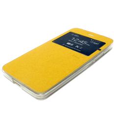 Ume Flip Cover Samsung A7 2016/A710- Emas