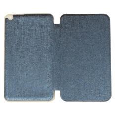 Ume Asus Fonepad 7 FE171CG Ukuran 7.0 Inch Flipshell / Flip Cover Asus Fonepad 7 / Leather Case Fe171 / Sarung Case / Sarung Tablet / Non View - Biru Tua