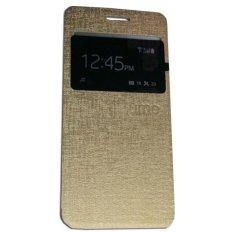 Beli Ume Flipcase Flipshel For Samsung Galaxy Note 3 N9000 Flipcover Gold Lengkap