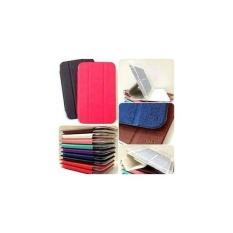 Ume Flipcase Tablet Advan E1C Flip Cover Leather Case Flipcover Casing Cover