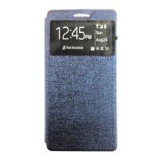 Ongkos Kirim Ume Flipshell View Flip Cover For Samsung Galaxy Mega 2 G7508 Biru Dongker Di Dki Jakarta