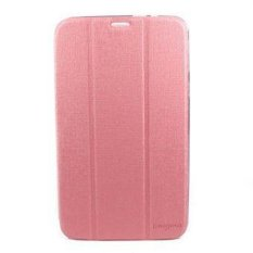 Ume For Samsung Tab S2 9,7 inch / T815 Flipcase Flipshel Flipcover Casing Leather Case Flip Cover - Pink
