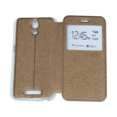 Ume CoolPad Power E580 View / Flipshell / Flip Cover / Sarung Case / Leather Case