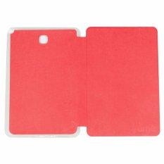 Ume Samsung Galaxy Tab A T350 Ukuran 8.0 Inch Flipshell / Flip Cover / Leather Case / Sarung Case S