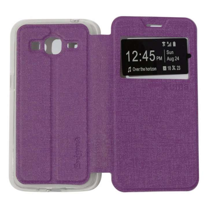 Ume Leather Cover Samsung Galaxy J3 2016 J310 Leather Case Sarung / Flipshell / Flip Cover Kulit / Sarung HP / Flip Cover Samsung Galaxy J3 2016 J310 ...