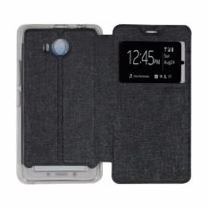 Rp 23.900. Ume Lenovo A7700 View / Flip Cover / Flipshell / Leather Case / Sarung ...