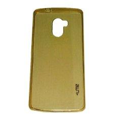 Ume Lenovo Vibe K4 Note A7010 Ultrathin/Ultrafit Air Case 0.3mm  - Kuning