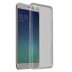 Ume Oppo F1 Plus / Oppo F1+ / Oppo R9 Ultrathin Oppo F1 Plus / Ultra Thin / Softcase / Silicone / Silikon Oppo R9 / Casing HP - Hitam Transparan