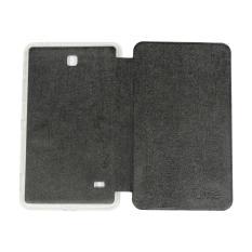 Ume Samsung Galaxy Tab 4 Ukuran 7.0 inch / T230/ T231 Non View / Flip Cover / Flipshell / Leather Case / Sarung Case / Sarung Tablet Samsung Tab 4 - Hitam