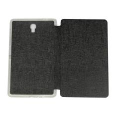 Ume Samsung Galaxy Tab S Ukuran 8.4 inch / T700 Non View / Flip Cover / Flipshell / Leather Case / Sarung Case / Sarung Tablet Samsung Tab T700 - Hitam