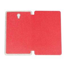 Ume Samsung Galaxy Tab S Ukuran 8.4 inch / T700 Non View / Flip Cover / Flipshell / Leather Case / Sarung Case / Sarung Tablet Samsung Tab T700 - Merah