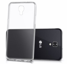 Ume TPU Soft Case LG X Screen Casing Cover - Transparan