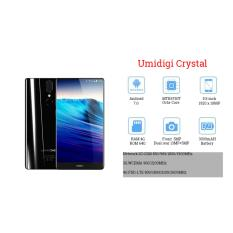 Beli Umidigi Crystal Borderless 4G Octa Core 4Gb Ram 64Gb Rom Metal Bezel Less Frameless Pake Kartu Kredit