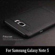 Paman Sam untuk Samsung Galaxy Note 5 Case Asli Dual Hybrid Luxurysilicon Case Penutup & Amp; Bingkai Plastik untuk Samsung Note5 Phone Case-Intl