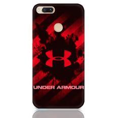 Beli Under Armour Red Art X4243 Xiaomi Mi A1 Xiaomi Mi 5X Custom Case Cases Online