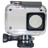 Obral Underwater Waterproof Case Ipx 8 45M For Xiaomi Yi 2 4K Black Murah