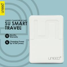 Beli Uneed Smart Travel Charger 5 Port Max Output 8A Uch5P Baru