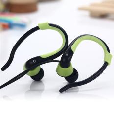 Ulasan Mengenai Unique Headset Bluetooth Micro Sport Wireless For Samsung Oppo Bt 9 Black Green