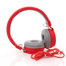 Tips Beli Unique Headset In Ear Multimedia Headphone With Built In Microphone Tv 05 Merah