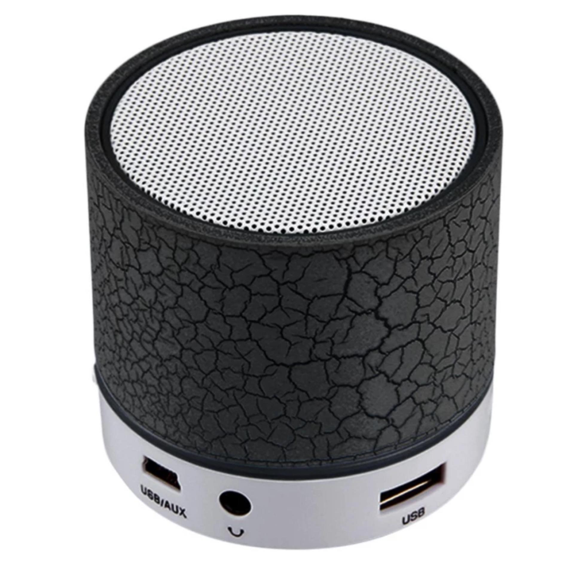 uNiQue Mini LED Bluetooth Speaker LED S10 Light