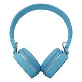 Beli Unique Multimedia Headphone With Built In Microphone Tv 10 Biru Lengkap
