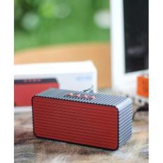 Toko Unique Speaker Bluetooth Wireless Mini Portable Curve Hdy 005 Red Unique Di Indonesia