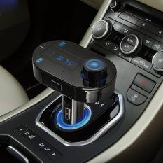 Unique T9S Car Mp3 Player Wireless Bluetooth Fm Transmitter FM Modulator HandsFree Car Kit A2DP USB Charger for iPhone Samsung Xioami Oppo Vivo Phone