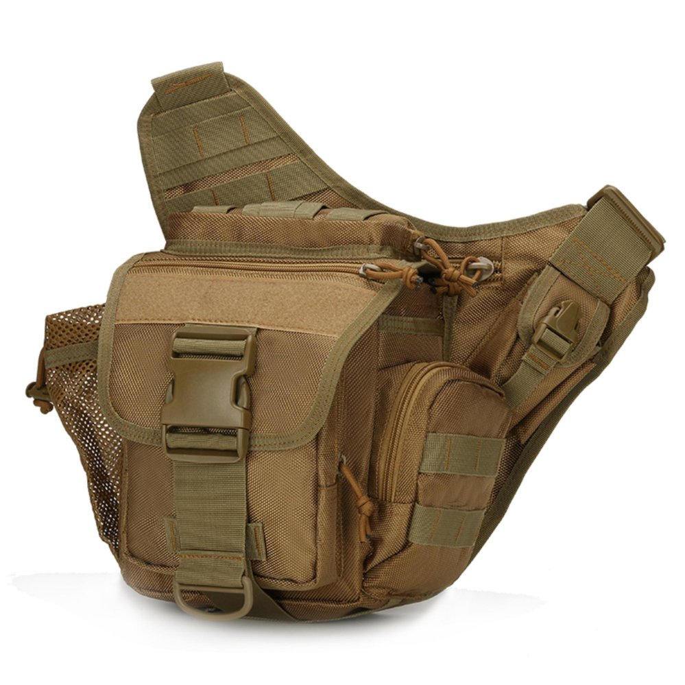 Unique Tas Selempang Army Tahan Air - Army Sling Bag Waterproof AT249 For  Tablet Android   80664f1bbe