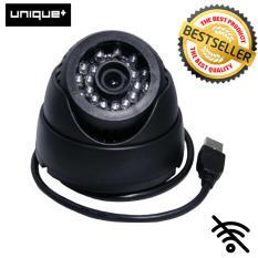 Jual Unique Usb Cctv Camera Indoor With Micro Sd Slot Hitam Online Indonesia