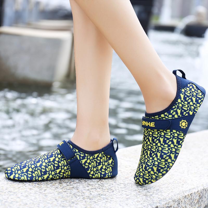 Beli Unisex Olahraga Sepatu Olahraga Air Sepatu Renang Sepatu Yoga Sepatu Streaming Trekking Sepatu Olahraga Air Sepatu Renang Sepatu Intl Oem Dengan Harga Terjangkau