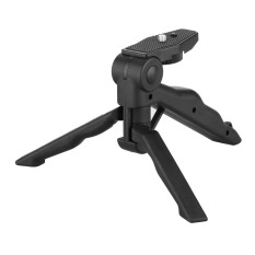 Spesifikasi Universal 2 In 1 Portable Mini Folding Tripod For Dslr Hitam Yang Bagus Dan Murah