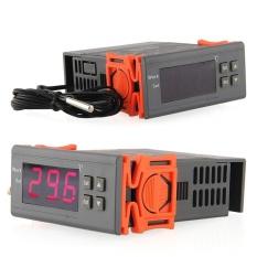 Harga Universal 220 V Lcd Display Suhu Thermostat Inkubasi Control W Sensor Intl Baru Murah