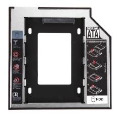 Universal 2.5 2nd 9.5 Mm SSD HD Hard Disk Sata Drive HDD Pusat Adaptor Caddy F-Intl