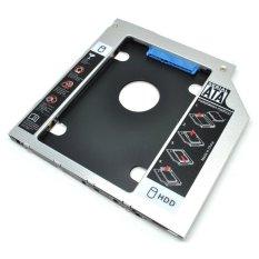 Jual Beli Universal 2Nd Hard Disk Drive Caddy For Laptop 8 9Mm Sata3 To Sata3 Di Indonesia