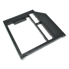 Iklan Universal 2Nd Hard Disk Drive Caddy For Laptop 9Mm Sata3 To Sata3 For Optibay 3 Macbook Pro