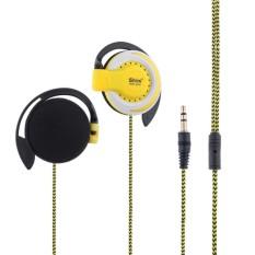 Universal 3.5 Mm Stereo MP4 Earhook Earphone-Intl