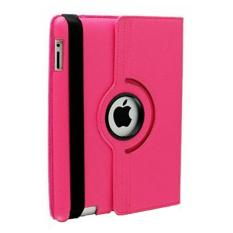 Universal 360 Rotating Leather Stand Flip Case For iPad 234 Leather