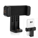 Ulasan Lengkap Tentang Universal 360 ° Rotation Phone Clip Mount Holder Grip Mount Untuk Tripod Monopond Selfie Stick Intl