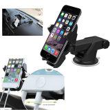 Jual Universal 360ᄚ Rotasi Otomatis Mengunci Dudukan Telepon Mobil Standing At Kaca Depan Penahan Braket For Dudukan Ponsel Gps Internasional Murah Tiongkok